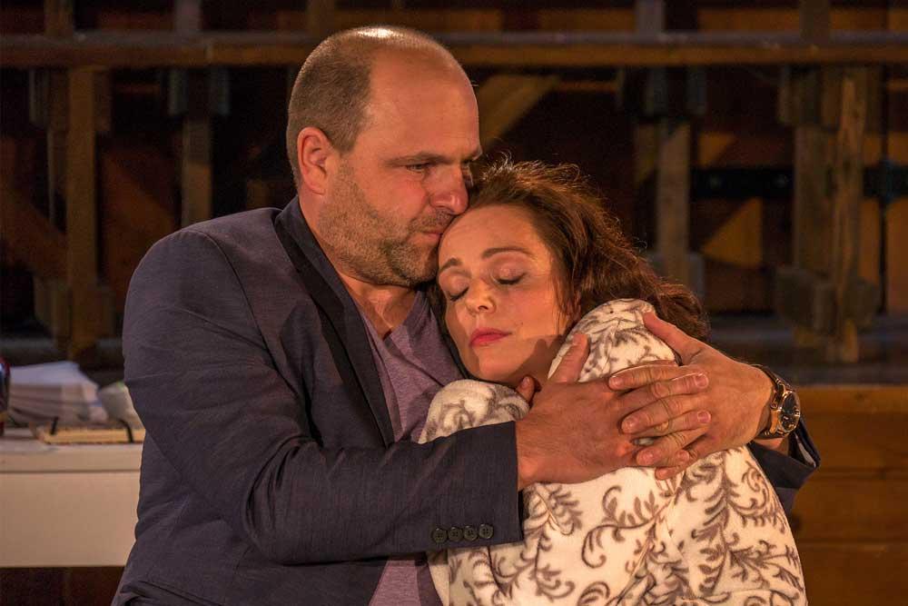 Csavar Színház - Jelenetek egy házasságból